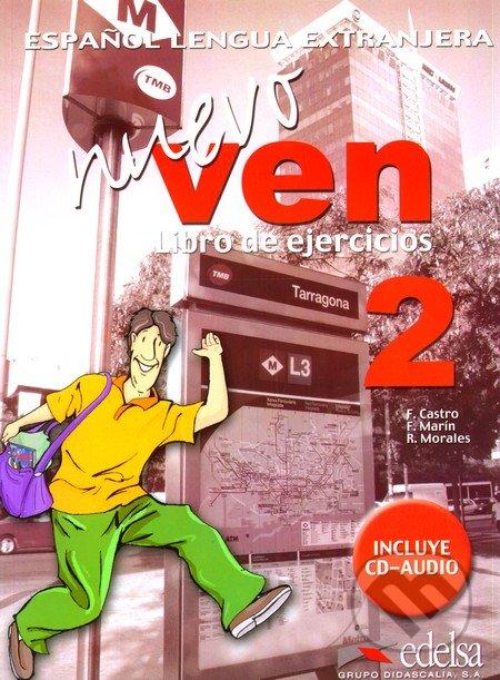 Nuevo Ven 2 - Libro de Ejercicios + CD -