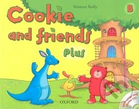 Cookie and Friends B - Vanessa Reilly