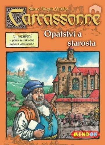 Carcassonne - Opatství (5. rozšíření) -