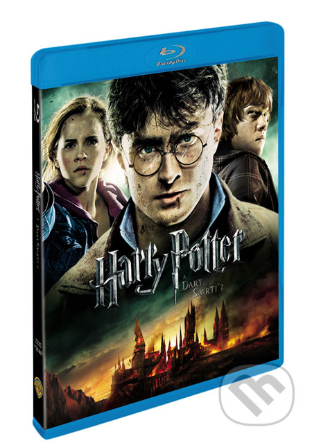 Harry Potter a Dary Smrti 2 - Blu-ray BLU-RAY