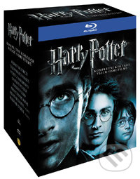 Harry Potter 1 - 7 BLU-RAY