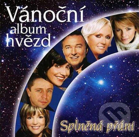 Vánoční album hvězd -