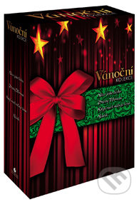 Vánoční kolekce - 4 DVD DVD
