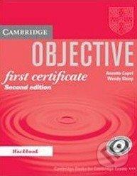 First certificate objective workbook - Náhled učebnice