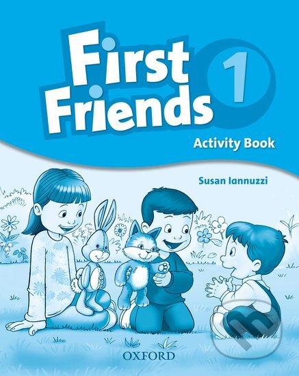 First Friends 1 - Activity Book -