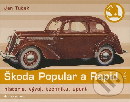 Škoda Popular a Rapid - Jan Tuček