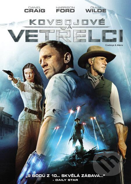 Kovbojové a vetřelci DVD
