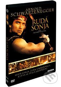 Rudá Sonja DVD