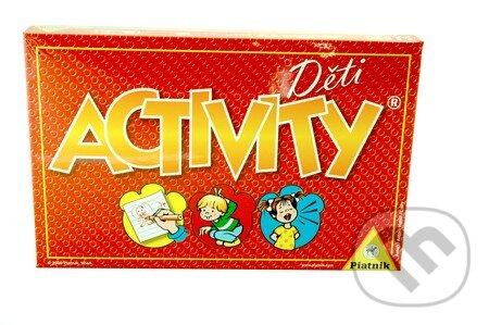 Activity děti -