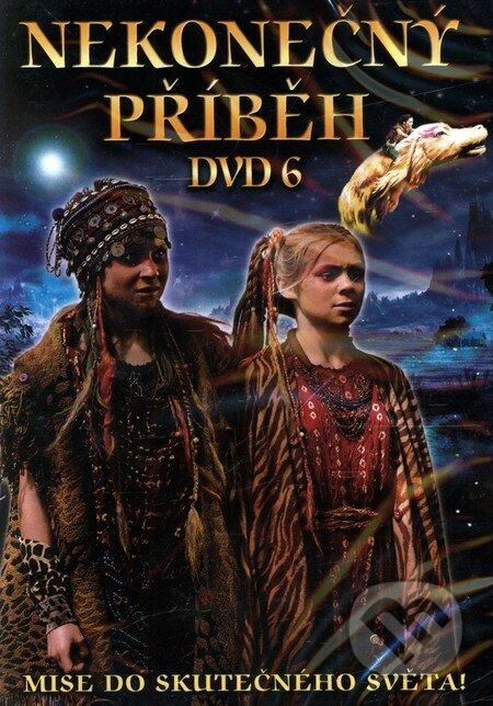 Nekonečný příběh 6 DVD