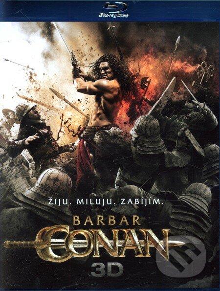 Barbar Conan 3D + 2D BLU-RAY