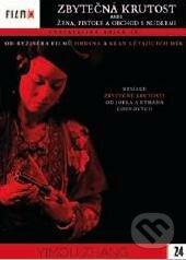 Zbytečná krutost aneb Žena, pistole a obchod s nudlemi DVD