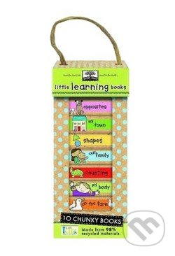 Little Learning Books: 10 Chunky Books -
