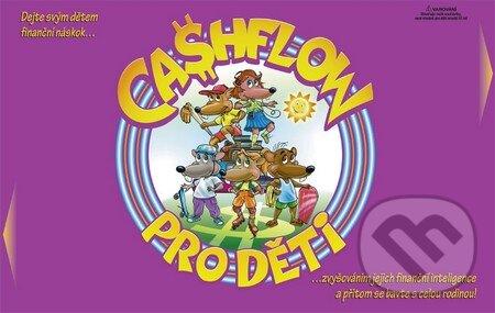 Cashflow pro děti - Hra - Robert T. Kiyosaki