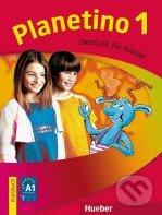 Planetino 1: Kursbuch - Siegfried Büttner