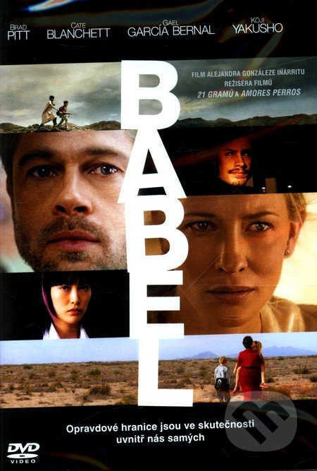 Babel - 1 DVD DVD