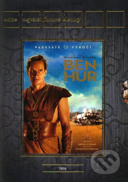 Ben Hur: Výroční edice 2 - DVD DVD
