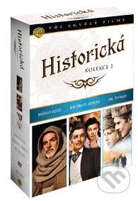Historická kolekce 2 DVD