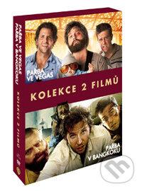 Vo štvorici po opici 1+2 DVD