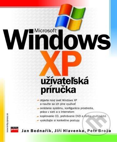 Microsoft Windows XP - Petr Broža, Jiří Hlavenka, Jan Bednařík