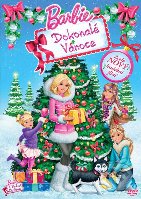 Barbie a Dokonalé Vánoce DVD