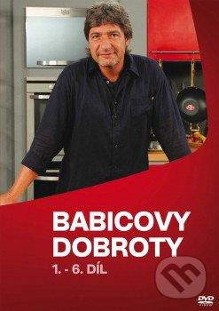 Babicovy dobroty: 1 - 6. díl DVD