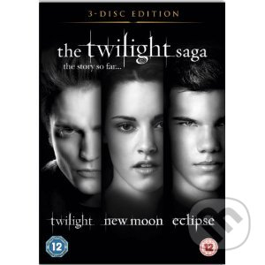 The Twilight Saga: The Story So Far DVD