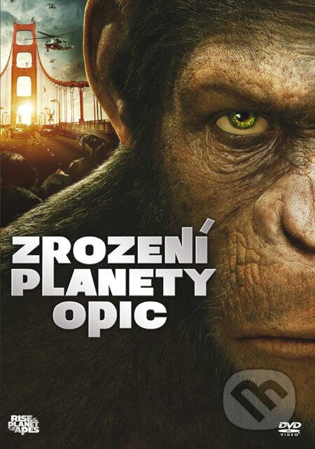 Zrození Planety opic DVD