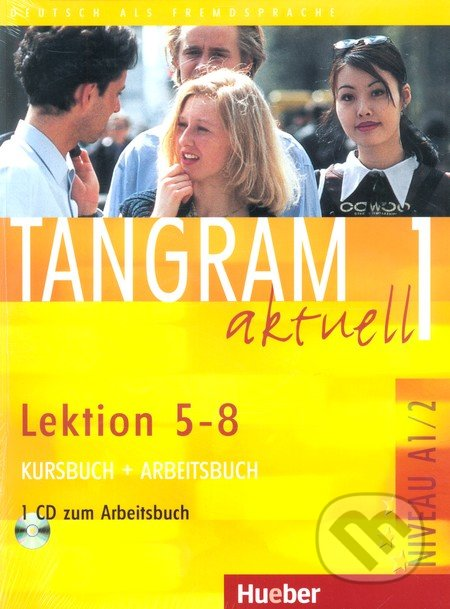 Tangram aktuell 1 (Lektion 5 - 8) - Packet -