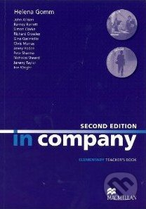 In Company - Elementary - Teacher\'s Book (Second edition) -