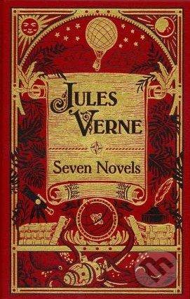 Seven Novels Jules Verne Knihy