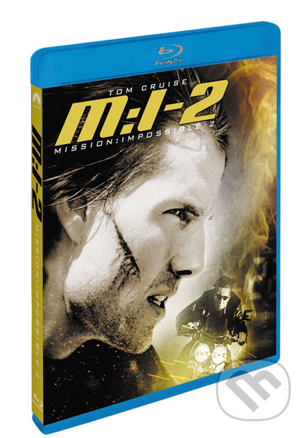 Mission: Impossible 2 BLU-RAY