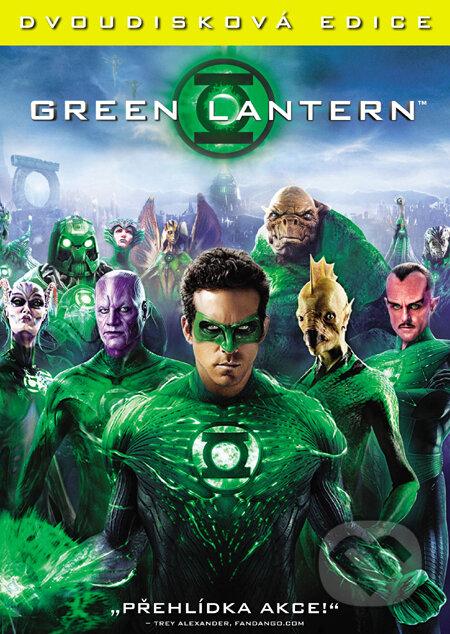 Green Lantern - 2 DVD DVD