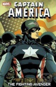 Captain America: Fighting Avenger (Volume 1) - Barbara Canepa, Brian Clevinger