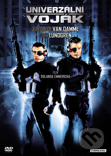 Univerzální voják DVD