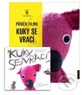 Kuky se vrací - Příběh filmu + CD - Jan Svěrák, Alena Prokopová
