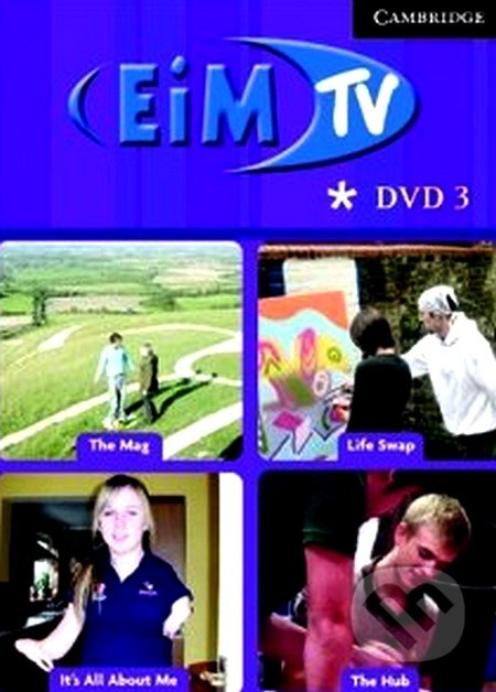 English in Mind 3 - DVD and Activity Booklet DVD