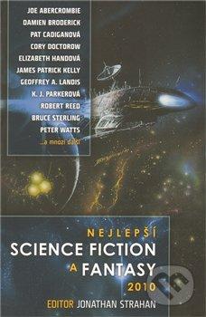 Nejlepší science fiction a fantasy 2010 -
