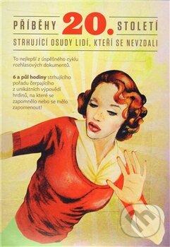 Příběhy 20.století (CD/MP3) - Adam Drda, Mikuláš Kroupa