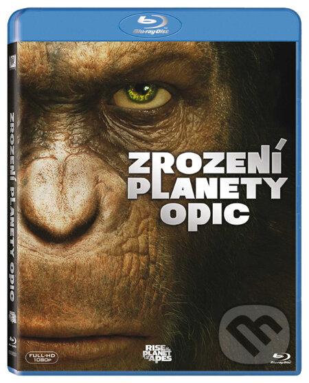 Zrození Planety opic BLU-RAY