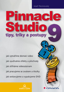 Pinnacle Studio 9 - Josef Pecinovský