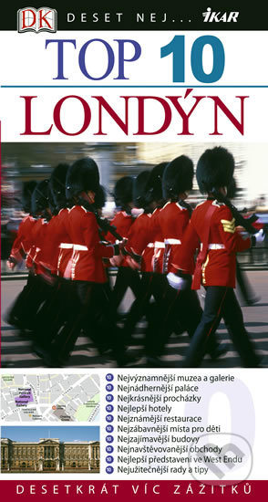 TOP 10 - Londýn - Roger Williams
