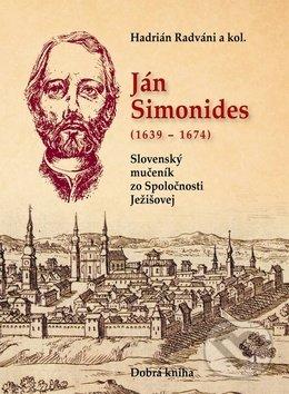 Ján Simonides 1639 - 1674 - Hadrián Radváni