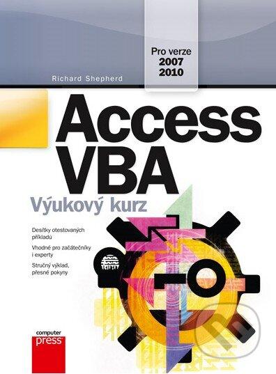 Access VBA - Richard Shepherd