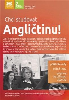 Chci studovat angličtinu - Náhled učebnice