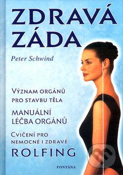 Zdravá záda - Peter Schwind