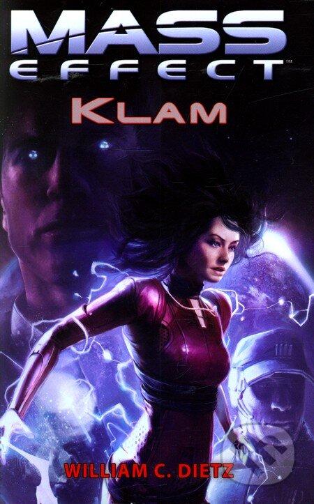 Mass Effect: Klam - William C. Dietz