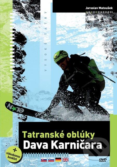 Tatranské oblúky Dava Karničara DVD
