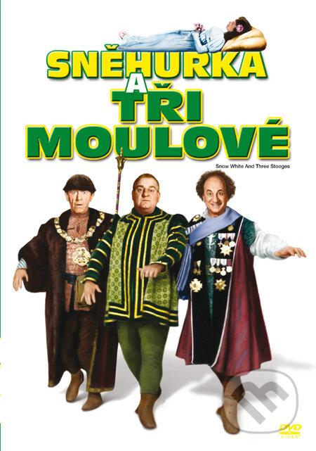 Sněhurka a tři moulové DVD