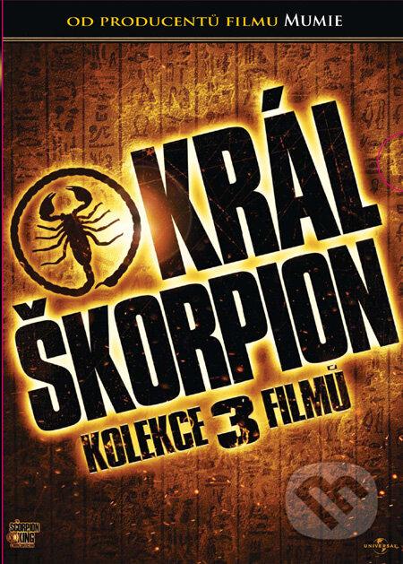 Král Škorpion - kolekce DVD